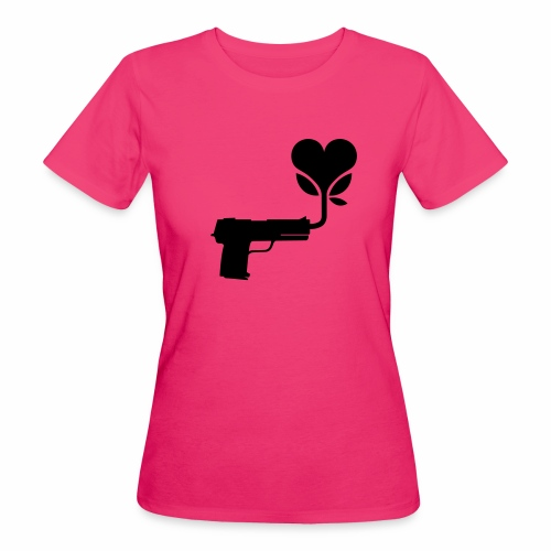 Local Underground logo flat - Women's Organic T-Shirt