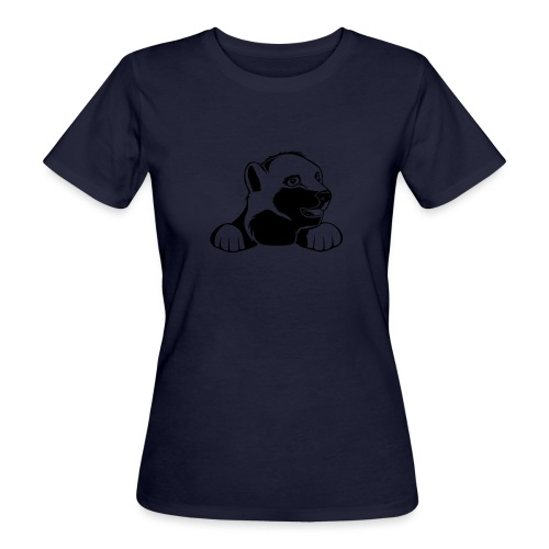 ijsbeer shirt - Vrouwen Bio-T-shirt