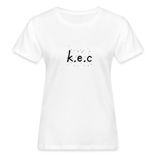 K.E.C basball t-shirt - Organic damer