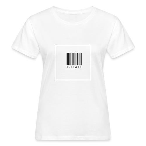 Trilain - Standard Logo T - Shirt - Vrouwen Bio-T-shirt