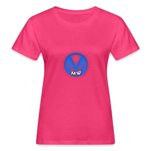 MWVIDEOS KLEDING - Vrouwen Bio-T-shirt