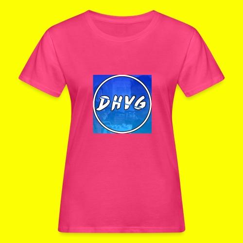 DusHeelVeelgamen New T shirt - Vrouwen Bio-T-shirt