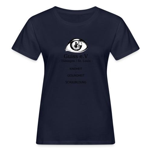 Guiss e.V - Frauen Bio-T-Shirt