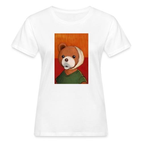 VINCENT VAN MIŚ - Ekologiczna koszulka damska