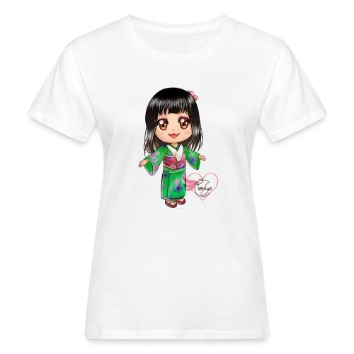 Rosalys crossing - T-shirt bio Femme