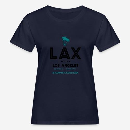 LAX è una buona idea!! - T-shirt ecologica da donna
