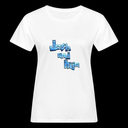Josh and Ilija - Women's Organic T-Shirt