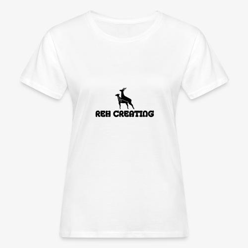 Reh Creating - Frauen Bio-T-Shirt