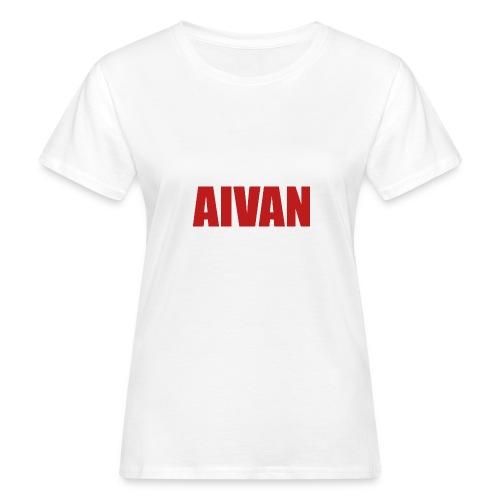 Aivan (Aivan) - Naisten luonnonmukainen t-paita