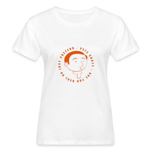 Pete Snott - Women's Organic T-Shirt