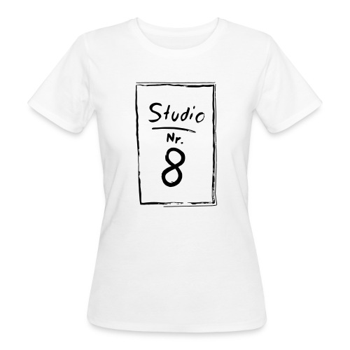 Studio Acht | Logo - Frauen Bio-T-Shirt