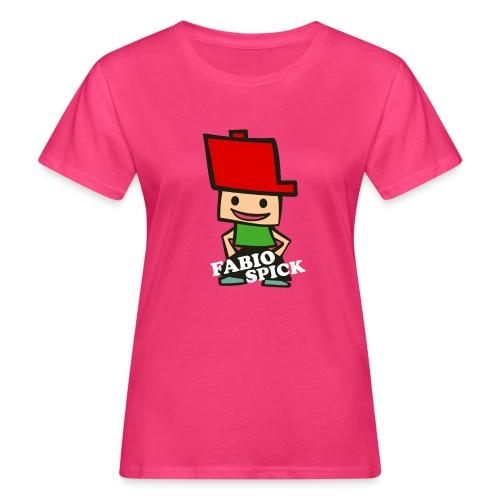 Fabio Spick - Frauen Bio-T-Shirt