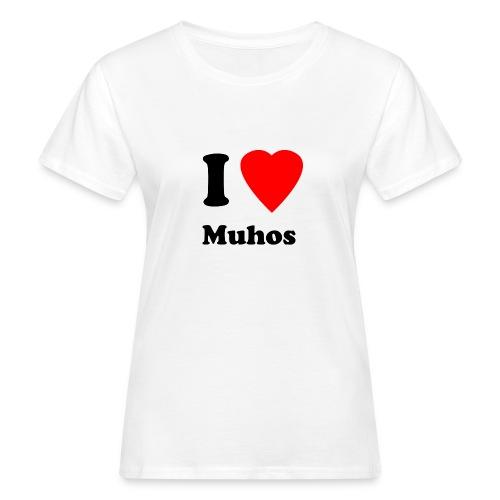 muhos1 - Naisten luonnonmukainen t-paita