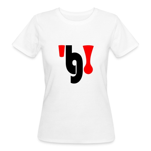 logo_klein - Vrouwen Bio-T-shirt
