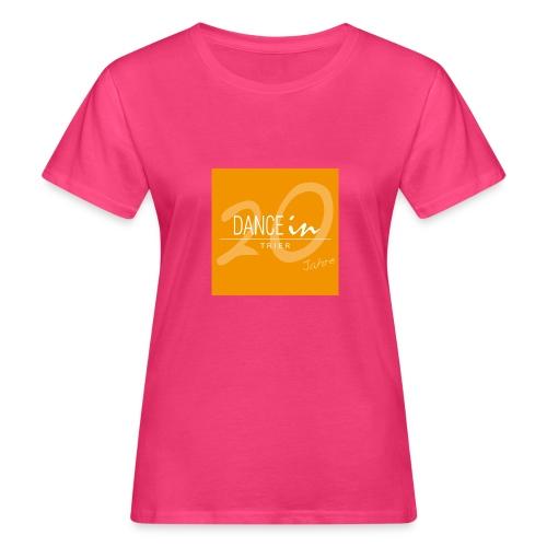 Logo 20 Wz rgb 2000 - Frauen Bio-T-Shirt
