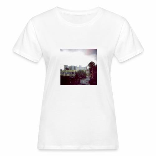 Original Artist design * Blocks - Women's Organic T-Shirt