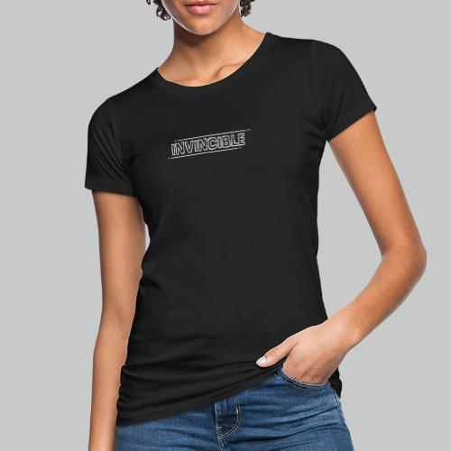 Invincible - Women's Organic T-Shirt