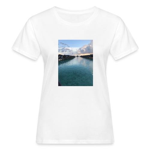 EFAEAB70 D355 42C6 B98E 5B144A567311 - Frauen Bio-T-Shirt