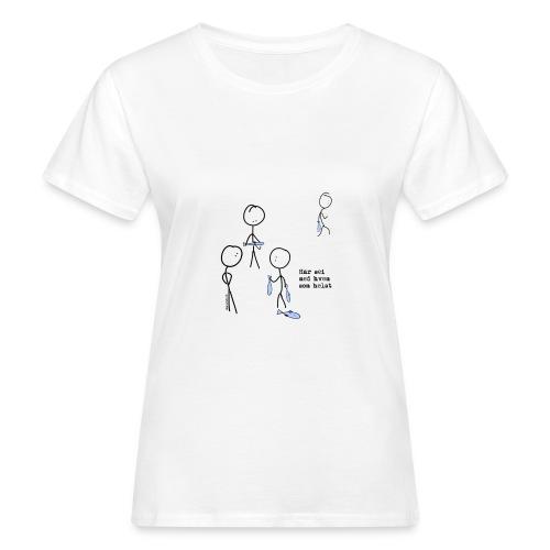har sei png - Økologisk T-skjorte for kvinner