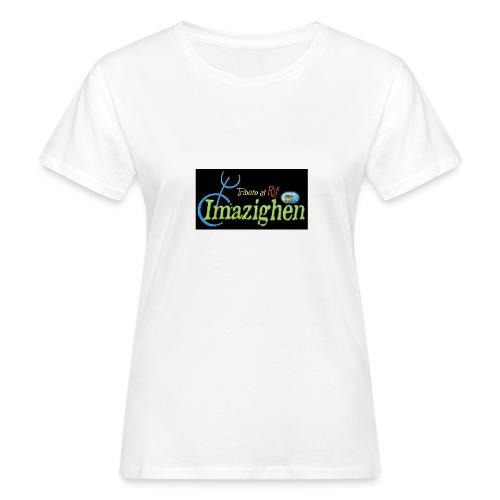Imazighen ithran rif - Vrouwen Bio-T-shirt