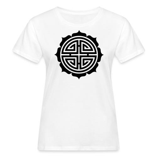 Four blessings, Chinesischer Glücksbringer, Segen - Frauen Bio-T-Shirt