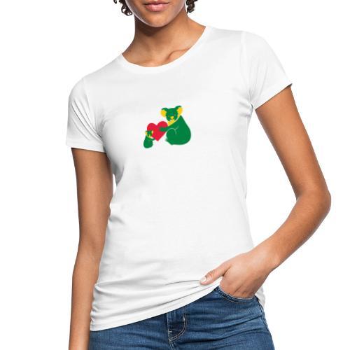 Koala Heart Baby - Women's Organic T-Shirt