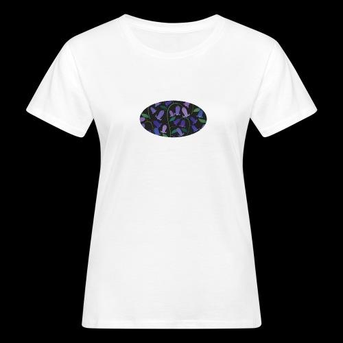 blue bells - T-shirt bio Femme