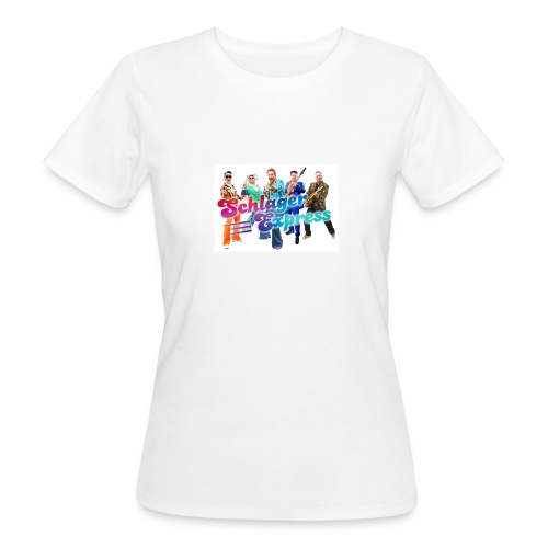 SchlagerExpress Kollektion 2021 - Frauen Bio-T-Shirt