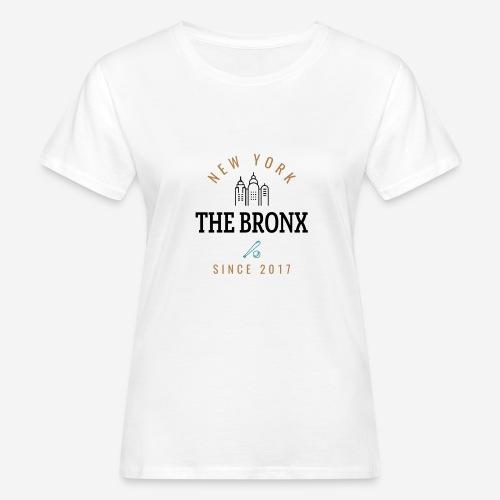 NEW YORK - THEBRONX - T-shirt ecologica da donna
