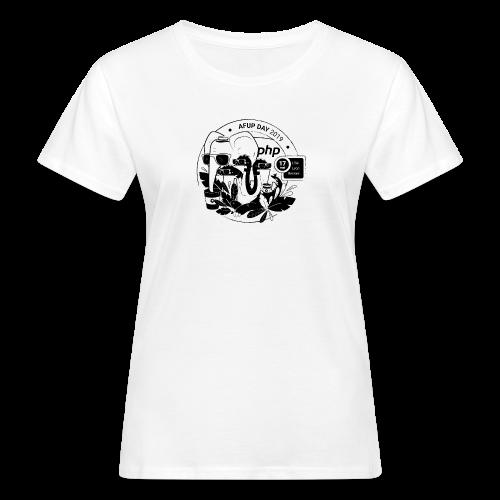 AFUP DAY 2019 - T-shirt bio Femme