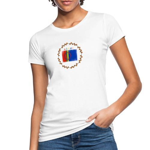 Sapmi - Økologisk T-skjorte for kvinner