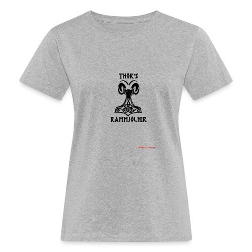 THOR's-RAMMjolnir - T-shirt bio Femme