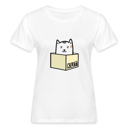 Kitten Los Default Colours - Vrouwen Bio-T-shirt