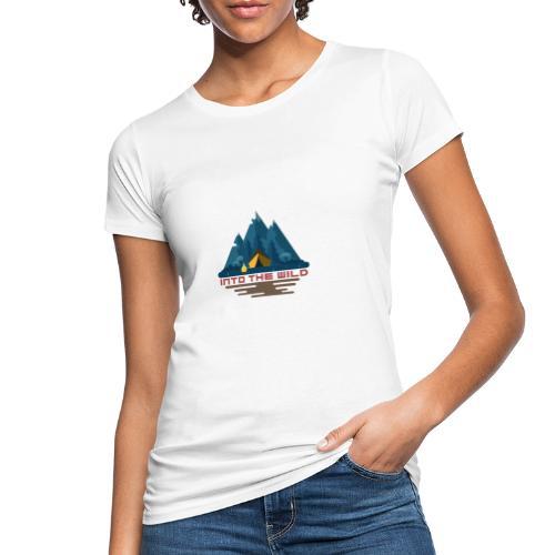 Into the wild - T-shirt bio Femme
