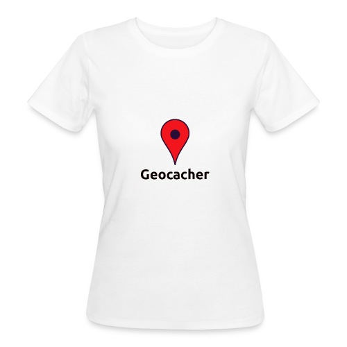 Geocacher - Frauen Bio-T-Shirt