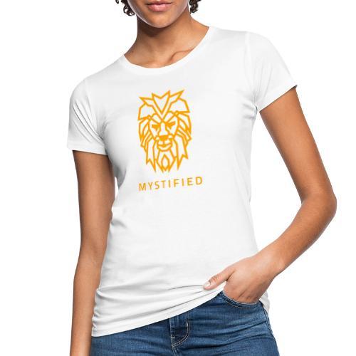 Mystified Oranje Leeuw - Vrouwen Bio-T-shirt