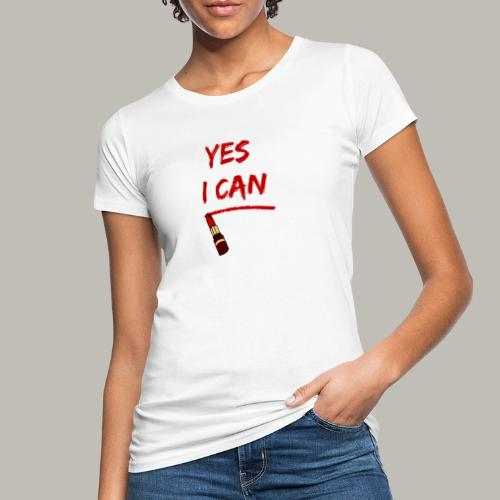 Yes I can - T-shirt bio Femme