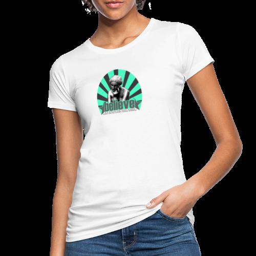 believe 3 (edition) - Frauen Bio-T-Shirt