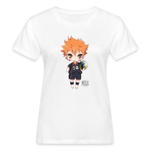 Haikyuu! shopper - T-shirt ecologica da donna