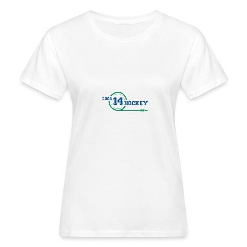 D14 HOCKEY LOGO - Women's Organic T-Shirt