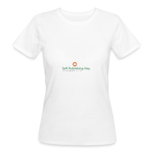 Self-Publishing-Day Düsseldorf 2018 - Frauen Bio-T-Shirt