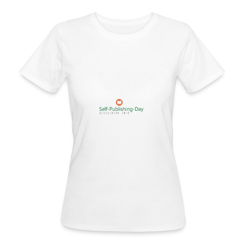 Self-Publishing-Day Düsseldorf 2018 - Frauen Bio-T-Shirt