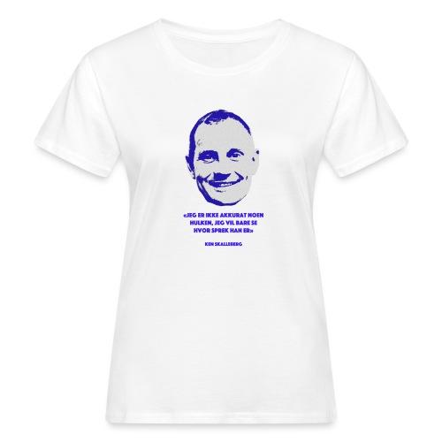 Skalleberg - Økologisk T-skjorte for kvinner