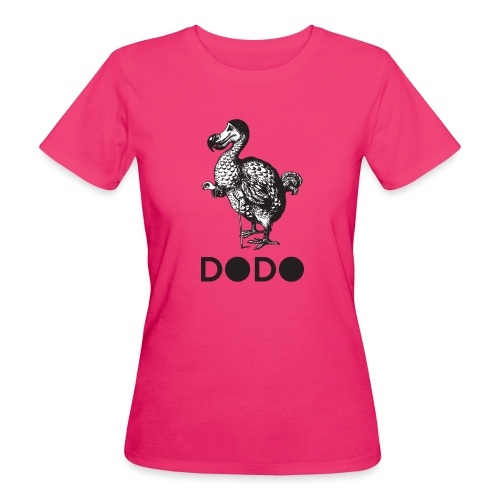 DODO TEES ALICE IN WONDERLAND - T-shirt ecologica da donna