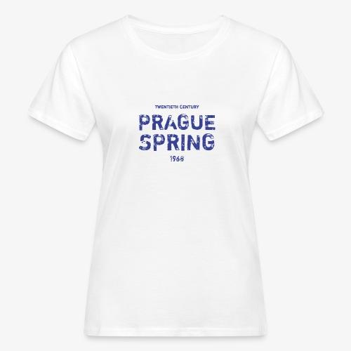 Prague Spring - T-shirt ecologica da donna