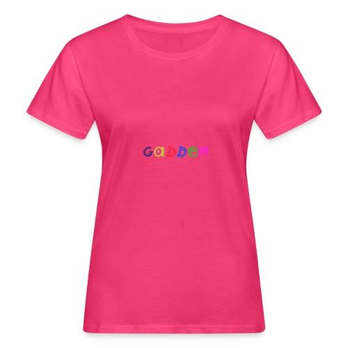 Gaddem - T-shirt bio Femme