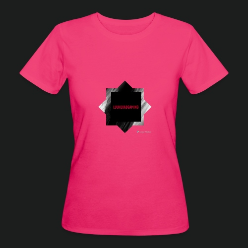 New logo t shirt - Vrouwen Bio-T-shirt