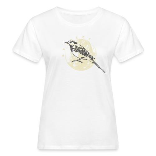 Respect bergeronnette - T-shirt bio Femme