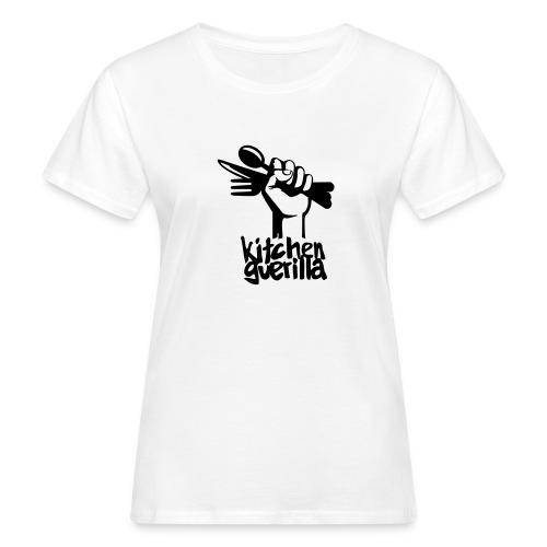 kitchen guerilla english small - Women's Organic T-Shirt