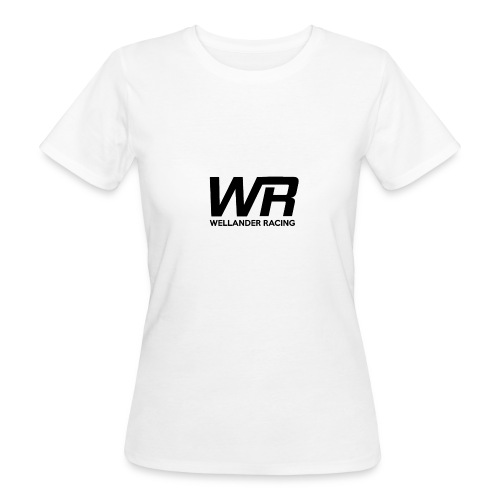 WRRACING - Ekologisk T-shirt dam